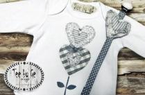 body corazones + chupete detalle 1